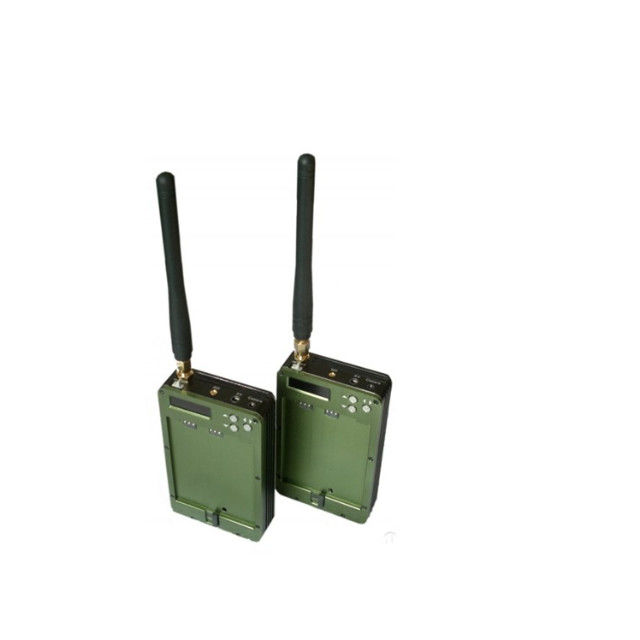 Full Duplex Cofdm Hd Transmitter , Wireless Audio And Video Transmitter And Receiver